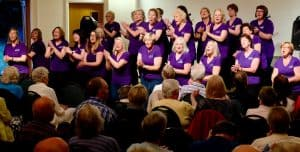 Concert Raises Funds for Foodbank and Refugees