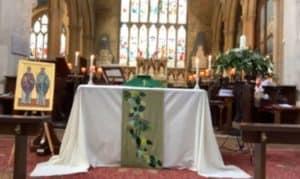 Parish Eucharist for the Sunday before Lent