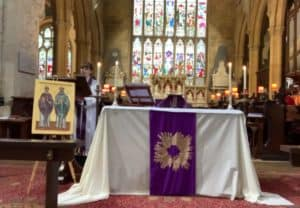 Sung Eucharist for the First Sunday of Lent