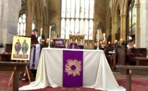 Sung Eucharist for the Third Sunday of Lent