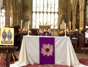 Sung Eucharist for Mothering Sunday