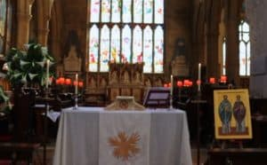 Easter Sunday Eucharist 2021