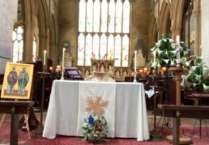Sung Eucharist for the Second Sunday of Easter (11th April 2021)