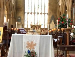 Parish Eucharist for the Third Sunday of EasterParish Eucharist for the Third Sunday of Easter