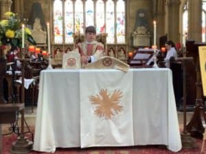 Seventh Sunday of Easter SUNG EUCHARIST at St James'
