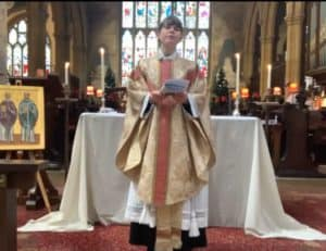 Eucharist for Epiphany Sunday