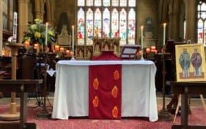23rd May 2021: Pentecost