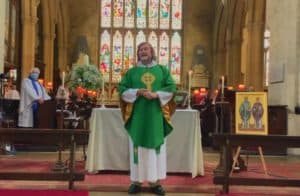 Sunday Eucharist 27th June 2021