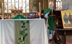 Sunday Eucharist 8th August