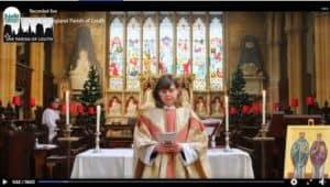 Sunday Eucharist the Baptism of Christ