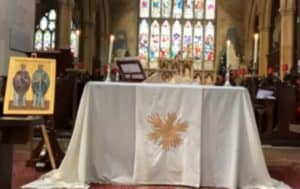 Eucharist for the Third Sunday of Epiphany (24th January 2021)