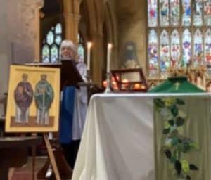 Eucharist Second Sunday before Lent