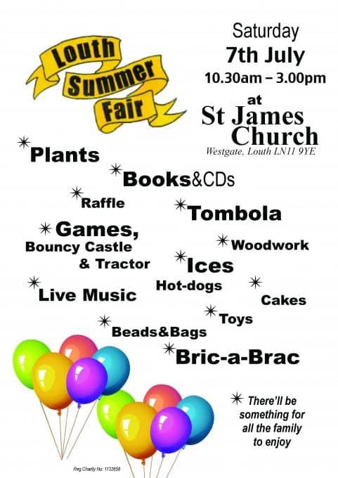 louth summer fair