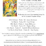 SOUL SONGS ~ A REFLECTIVE COURSE FOR LENT