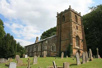 St. Martin's Church, Welton-le-Wold
