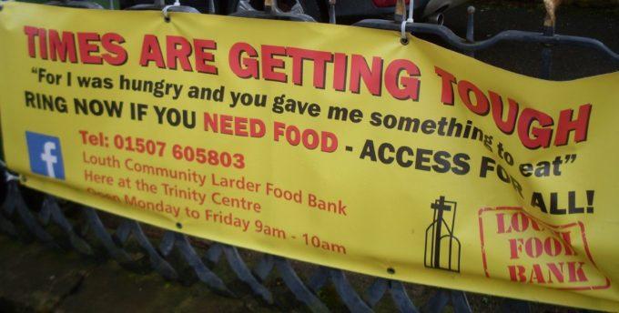 banner foodbank