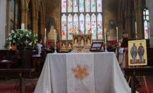 Candlemass Eucharist Sunday Service
