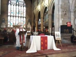 Sung Eucharist for the Feast of Christ the King