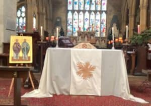 Eucharist for the First Sunday of Christmas and St John the Evangelist