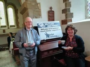 Coffee Morning at St Andrew's Church, Stewton