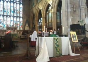 Sung Eucharist for the Last Sunday after Trinity