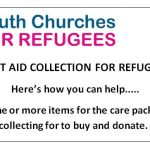 Lent Aid Care Pack collection