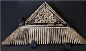 Replica of a Saxon Comb