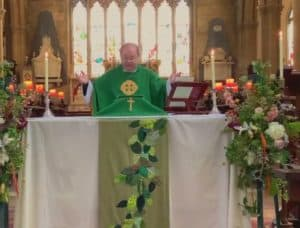 Morning Eucharist - First Sunday after Trinity